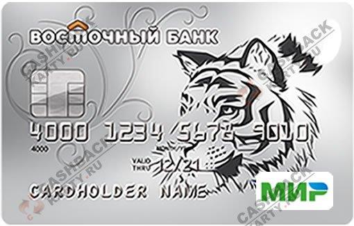 восточный банк кредитная карта world